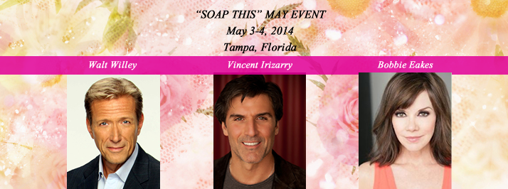 Soap This May Event