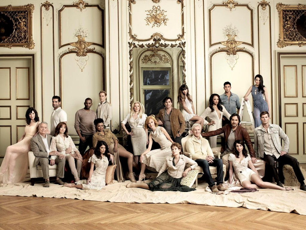 AMC New Cast Photo (March 2013)