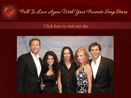 Visit the 'Fall In Love Again' Cabaret Show Site